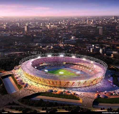 Супер сооружения. Олимпийский стадион в Пекине